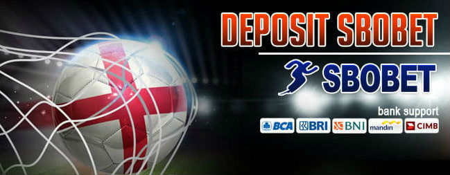 Deposit sbobet melalui website