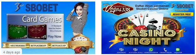 Tips jitu bermain casino di sobet